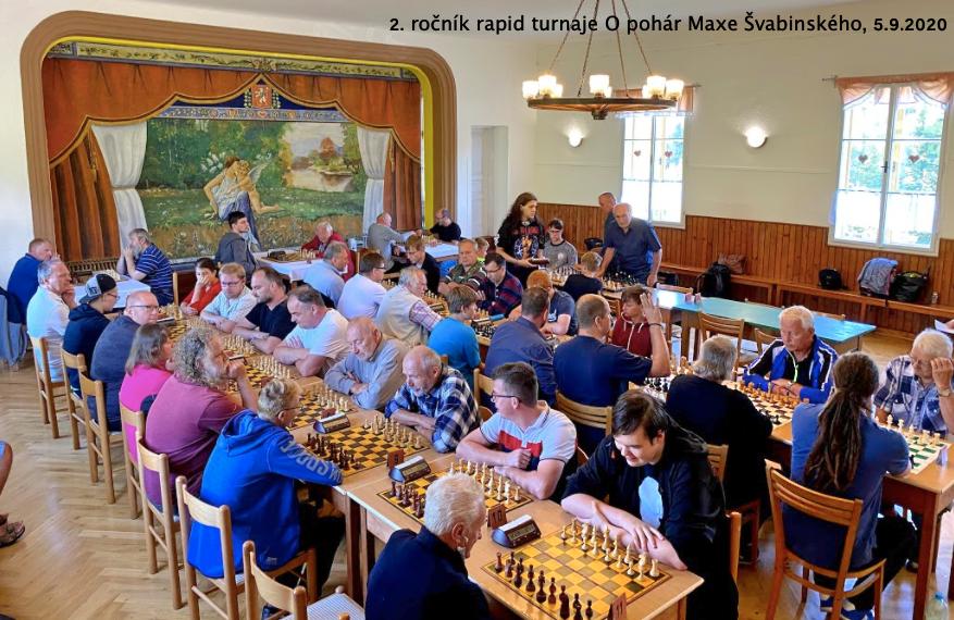 Druhý ročník turnaje O pohár Maxe Švabinského: výsledky a shrnutí