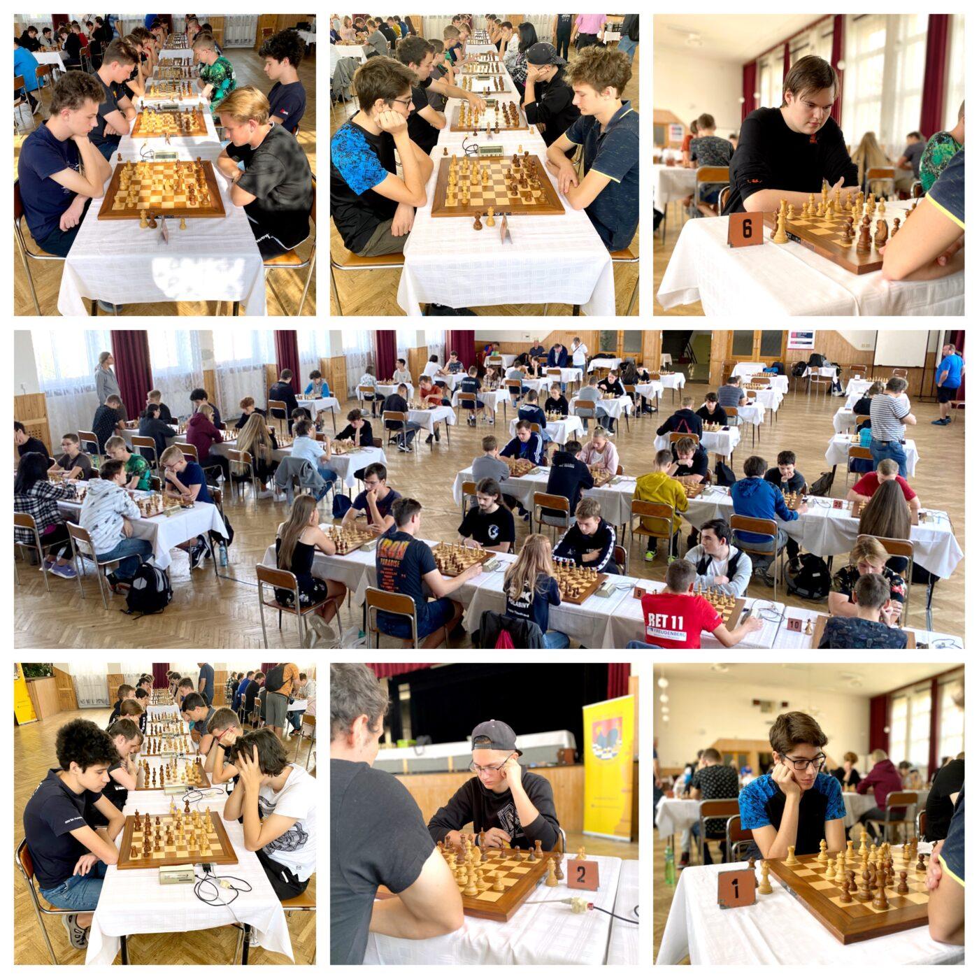 Jak dopadlo letošní Mistrovství ČR v rapid šachu juniorů?